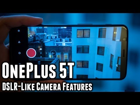 OnePlus 5T DSLR Like Camera Features Explained | Low-Light | Intelligent Pixel Technology | Portrait