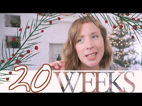 Are you SURE it's a GIRL!? | Week 20 Pregnancy Update | Baby #3 | VLOGMAS 9| steffiethischapter