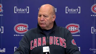 Julien looking for a bounce back from Canadiens following loss to Coyotes