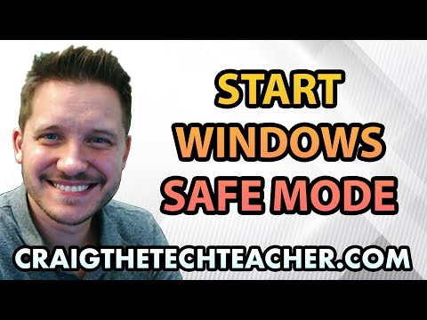 How To Easily Start Windows 7 In Safe Mode Using MSCONFIG