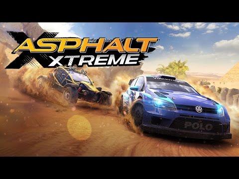 Asphalt Xtreme color name iOS