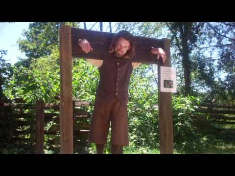Tales from the Pillory!