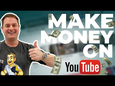How To Start A Youtube Channel And Make Money !!