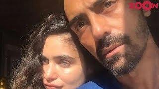 Arjun Rampal makes his relationship OFFICIAL with Gabriella Demetriades? | Bollywood Gossip