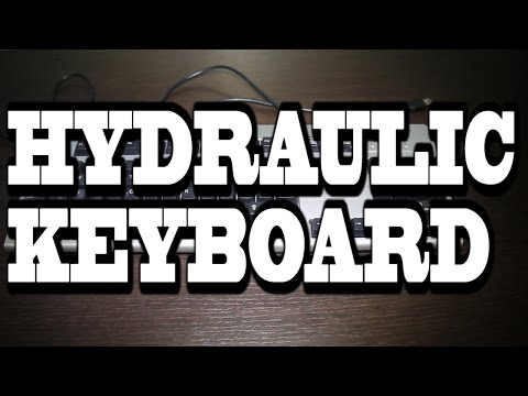 Hydraulic Keyboard: What you need to know when changing your hydraulic fluid