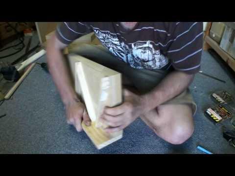 speaker line array build part 1