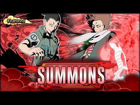 1000 PEARLS! BLAZING BASH CHOJI + SHIKAMARU SUMMONS! | Naruto Ninja Blazing
