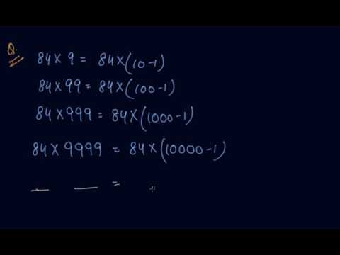 Patterns in Whole Numbers | Class 6 Mathematics Whole Numbers