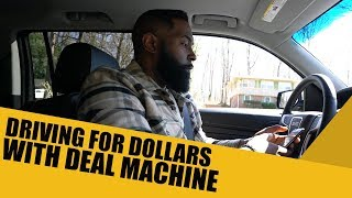 Wholesaling Real Estate | Driving For Dollars with Deal Machine