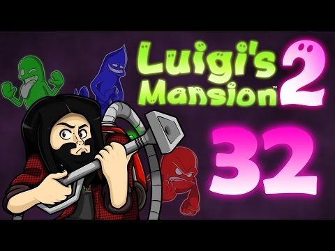 [WT] Luigi's Mansion 2 #32 - E-6 [100%]