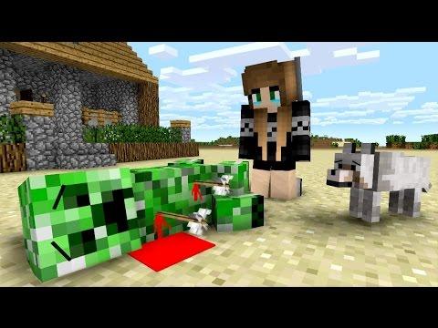 Creeper Life - Minecraft Animation