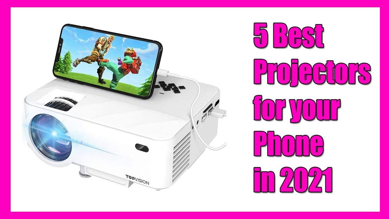 Download 5 Best Projectors for your Phone in 2021 [ phone projector ] MP3 Gratis