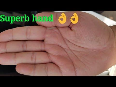 Very lucky hand. बहुत भाग्यशाली. बहुत अच्छा होता है ऐसा हाथ हस्तरेखा में. Palmistry in hindi