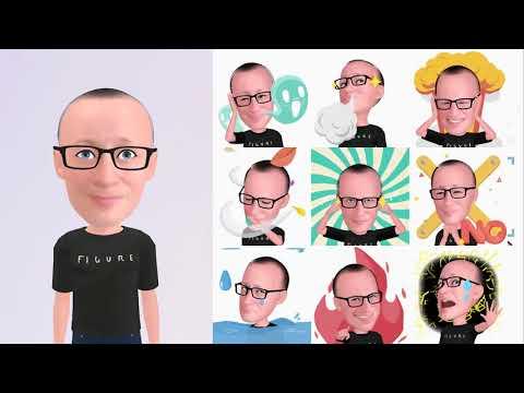Every Galaxy S9 GIF using AR Emoji