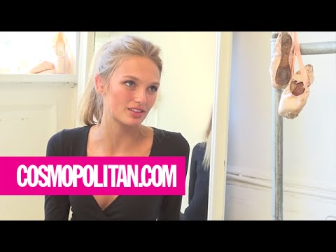 How Hard Do Victoria's Secrets Models Train? | Cosmopolitan