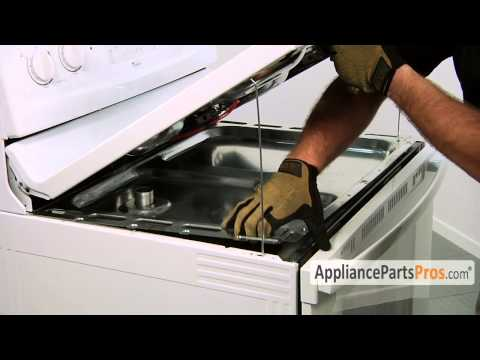 Oven Door Latch (part #WP9761013) - How To Replace