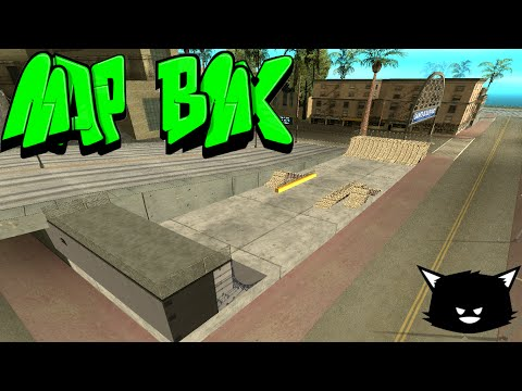 My Second Bmx Park For CatBmx