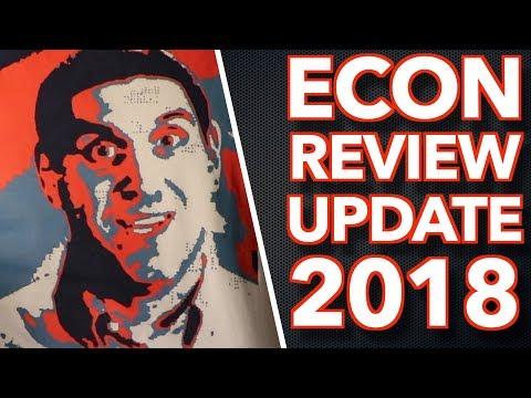 AP Econ Review Tour Update- 2018