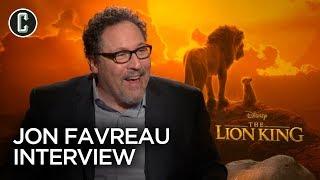 Jon Favreau Interview Lion King and The Mandalorian