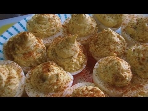 How to Make Deviled Eggs!  Noreen's Kitchen