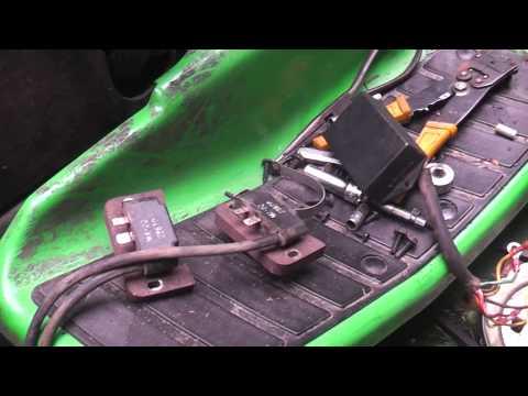 Kohler CV25S Ignition Repair (Eliminating the External Module)