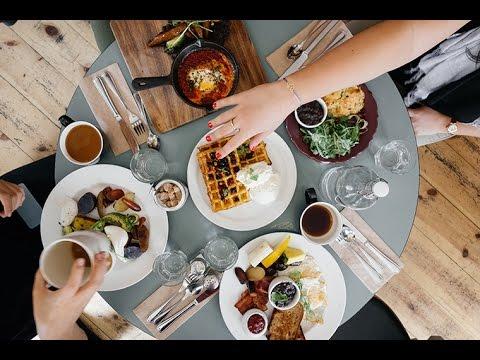 Premier Inn Hotel Breakfast in Abu Dhabi Airport