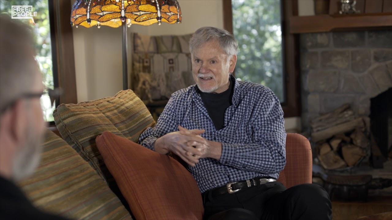 Warren Farrell interviewed by Libertarian Matt Kibbe: from N.O.W. to Now