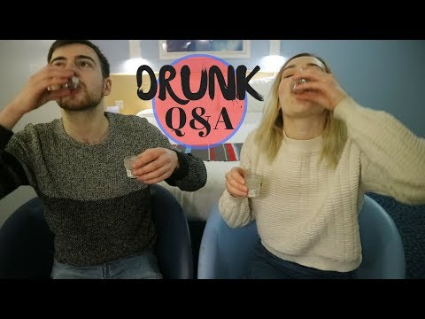 VODKA Q&A with ActualBen (gets very drunk and personal)