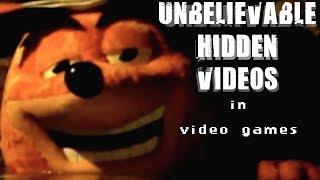 10 Unbelievable Hidden Videos and Cutscenes in Video Games
