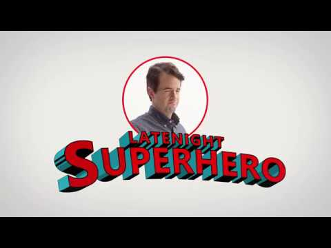 Latenight Superhero