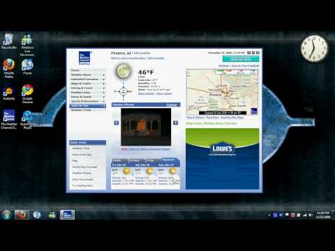 Review: The Weather Channel Desktop