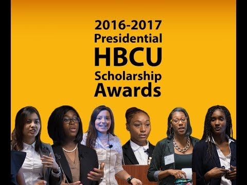 2017 ETS Presidential Scholarship for HBCU Students