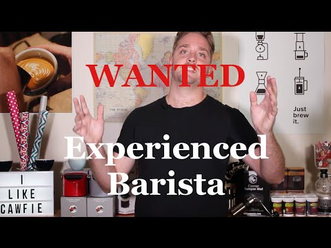 Coffeefusion - Tips for Aspiring Baristas