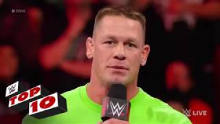 Top 10 Raw moments WWE Top 10  March 12  2018 Mp4 3Gp Full HD Download