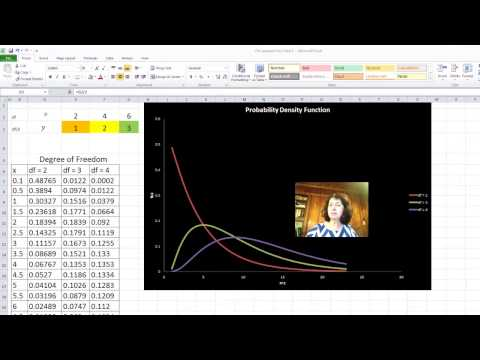 T11_2 Calculate Chi-Squared with Excel (Part II)