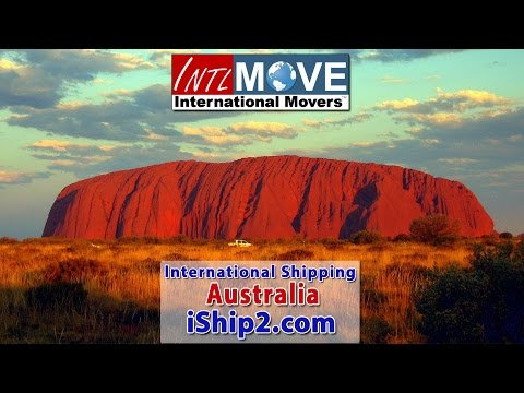 moving Australia Top 5 overseas shipping USA to Australia moving