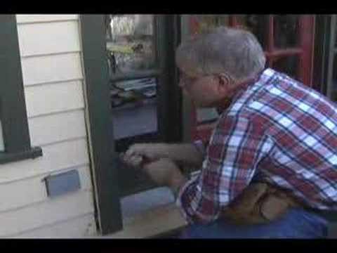 Exterior Door Removal