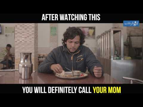 This Video Will Definitely Make You Call Your Mom ! Love You Maa 😊