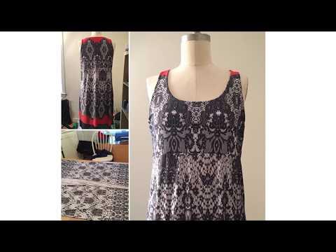 J Stern Designs:  Free PDF Pattern - The Abby Dress