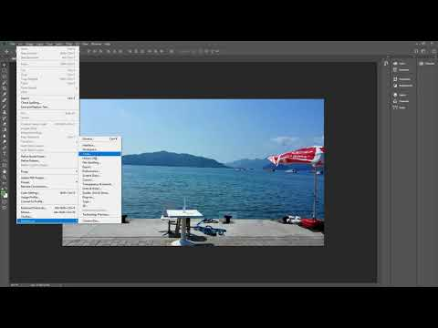 How To Disable Zoom With Scroll Wheel in Photoshop CC 2018