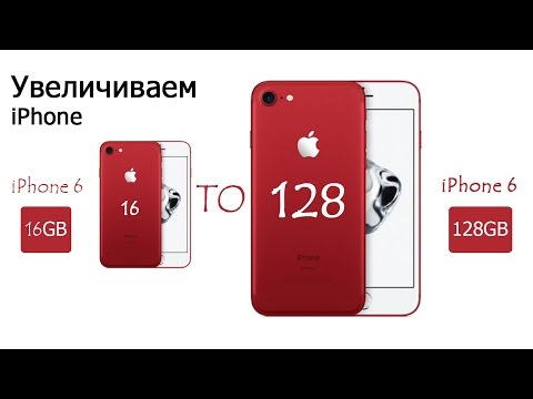 Upgrade iPhone 6 16GB Storage to 32GB, 64GB, 128GB ✔️