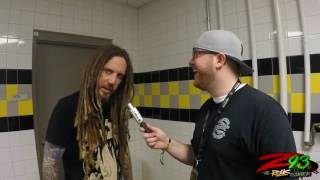 Interview with Korn