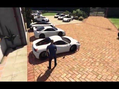 Mahxl Supercars, Bugatti, Lamboghini, Ferrari, Rolls Royce Mods (GTA V)