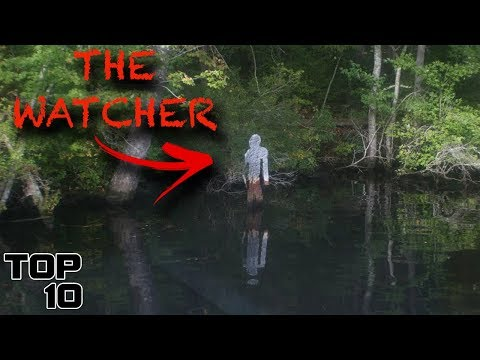 Top 10 Scary Places You Should NEVER Swim In