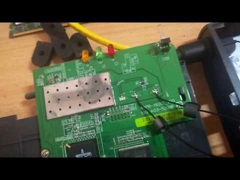 Bongkar linksys wireless-g access point - wap54g (cara reset ?)