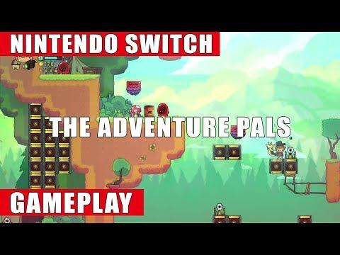 The Adventure Pals Nintendo Switch Gameplay