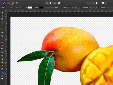 Perfect way to Change/Remove Background in Affinity Photo