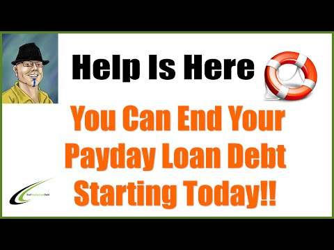 Who Can Help Me Pay Off My Payday Loans? We Can!
