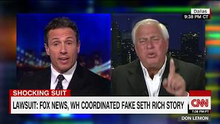 GOP donor on retracted Fox News Seth Rich story (full interview)