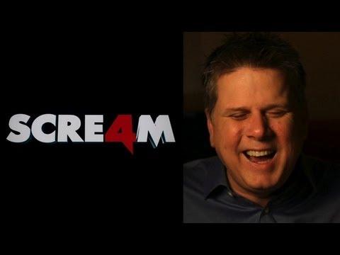 SCREAM 4 Review (no spoilers) - Neve Campbell, Courteney Cox, David Arquette, Hayden Panettiere